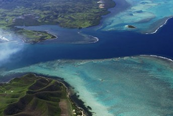 Lagoons of New Caledonia: diversity of reefs and associated ecosystems