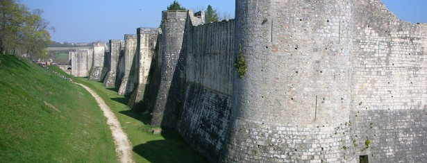 Provins, town of mediaeval fairs